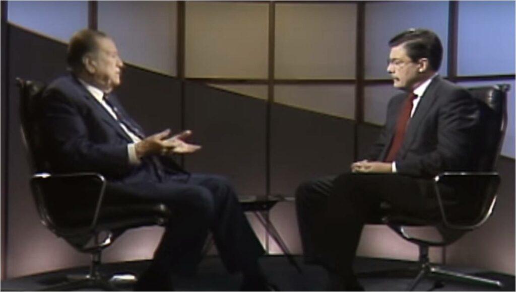 Rafael Caldera entrevistado por Marcel Granier – Primer Plano, RCTV (1993)