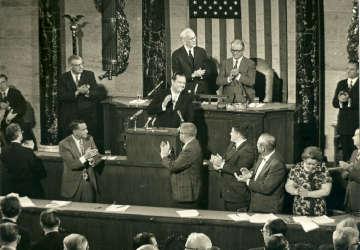 Discurso del Presidente Rafael Caldera ante el Congreso de EEUU (1970)