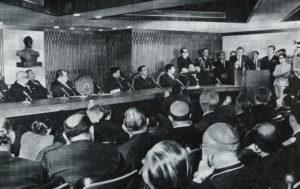 Proclamación Rafael Caldera 1968