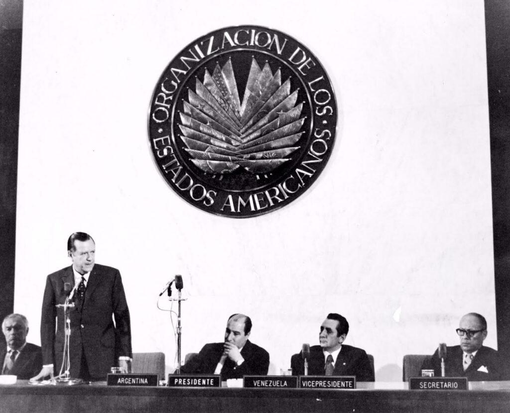 Discurso ante el Consejo Permanente de la OEA (1970)