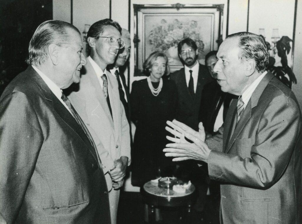 En defensa de una «Alta Comisión de Justicia» (1991)