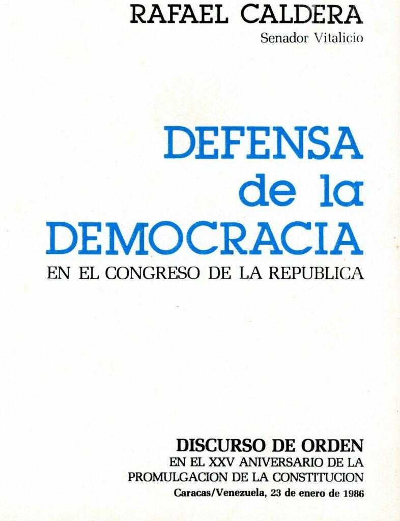 Defensa de la Democracia (1986)