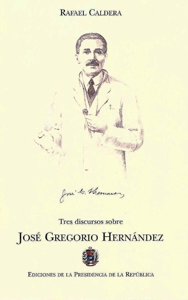 Tres discursos sobre José Gregorio Hernández (1996)