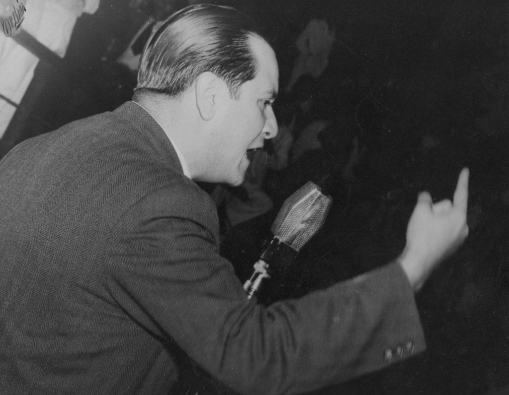 Rafael Caldera, discurso, 1958.