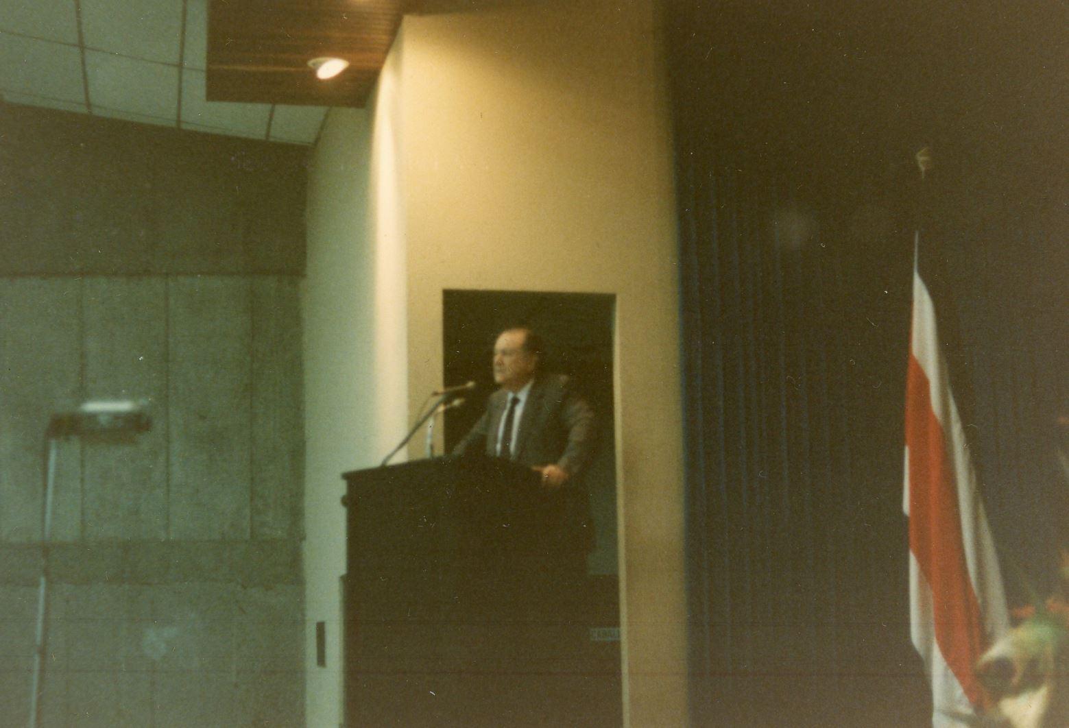 Latinoamérica y los Derechos Humanos – Universidad Nacional de Costa Rica (1986)