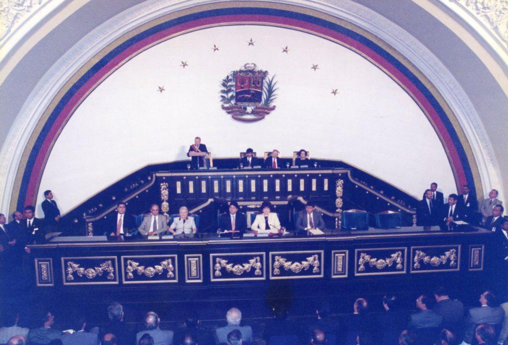 Rafael Caldera segundo gobierno. Tercer mensaje 1997.