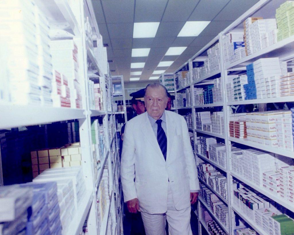 Rafael Caldera 1997