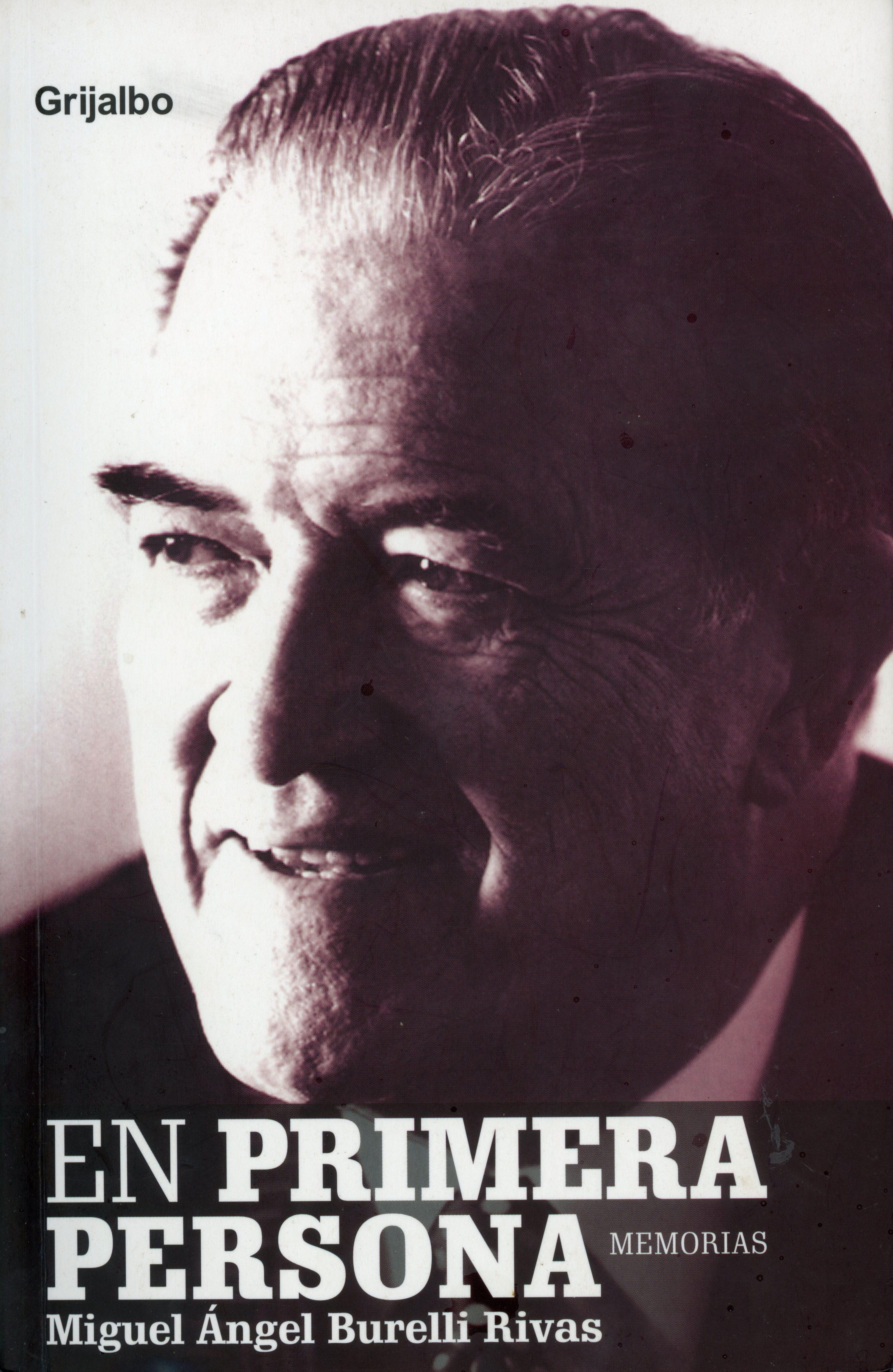 Burelli Rivas, Miguel Ángel. Sobre Rafael Caldera