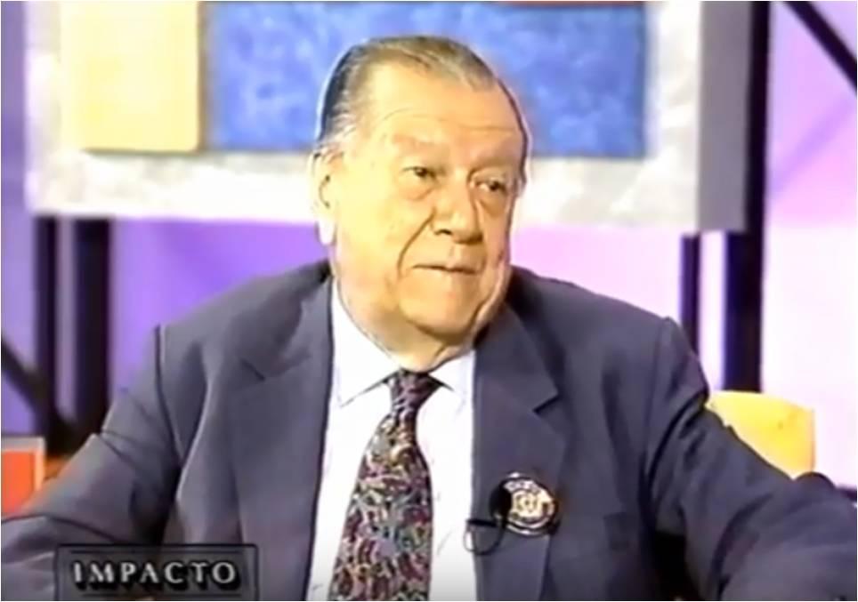 Entrevista al presidente electo Rafael Caldera – Edgardo de Castro (1993)