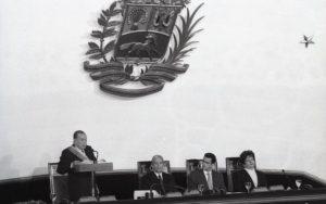 Rafael Caldera 1999 Enero 28 Mensaje al Congreso001