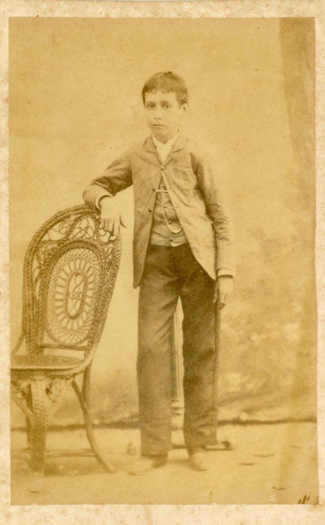 1883. Rafael Caldera Izaguirre.