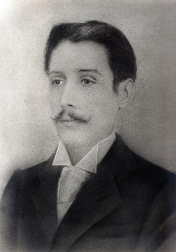 1906. Rafael Caldera Izaguirre.