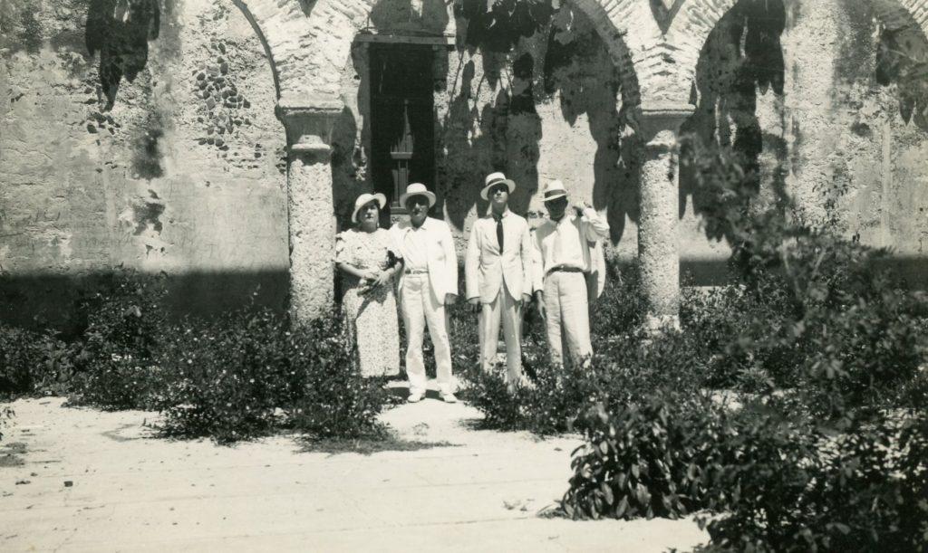 1935. Octubre, 10. Cartagena, Monasterio de la Popa.