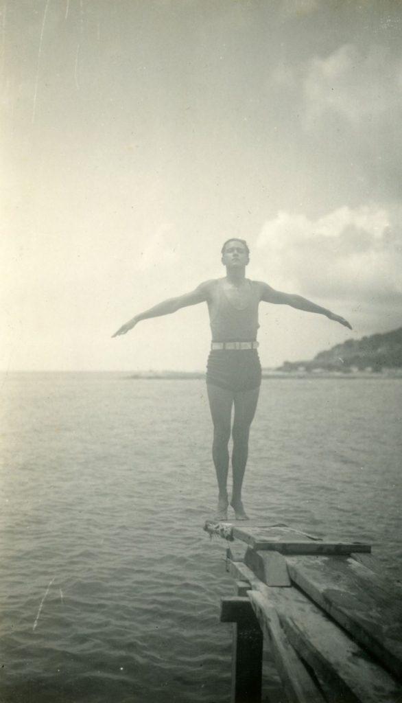 1935. Octubre, 10. En Curazao.