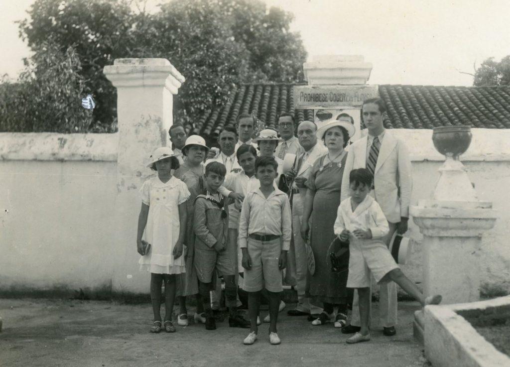 1935. Octubre 8. San Pedro Alejandrino Santa Marta Colombia.