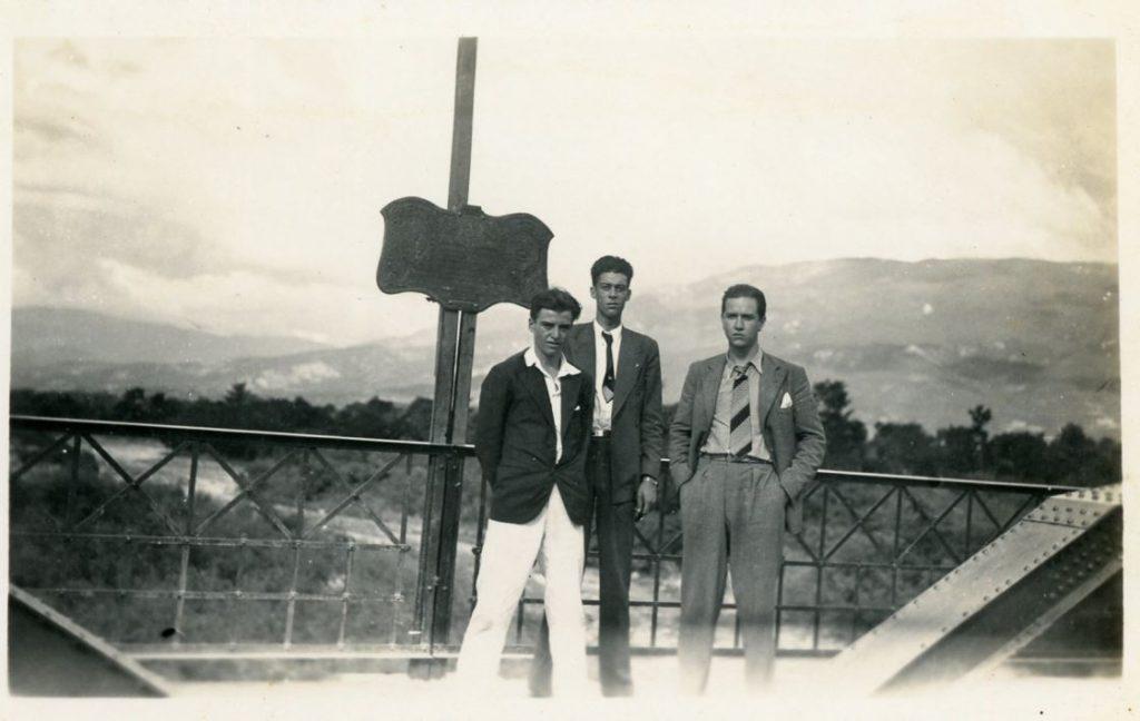1936. Puente Internacional Bolívar.