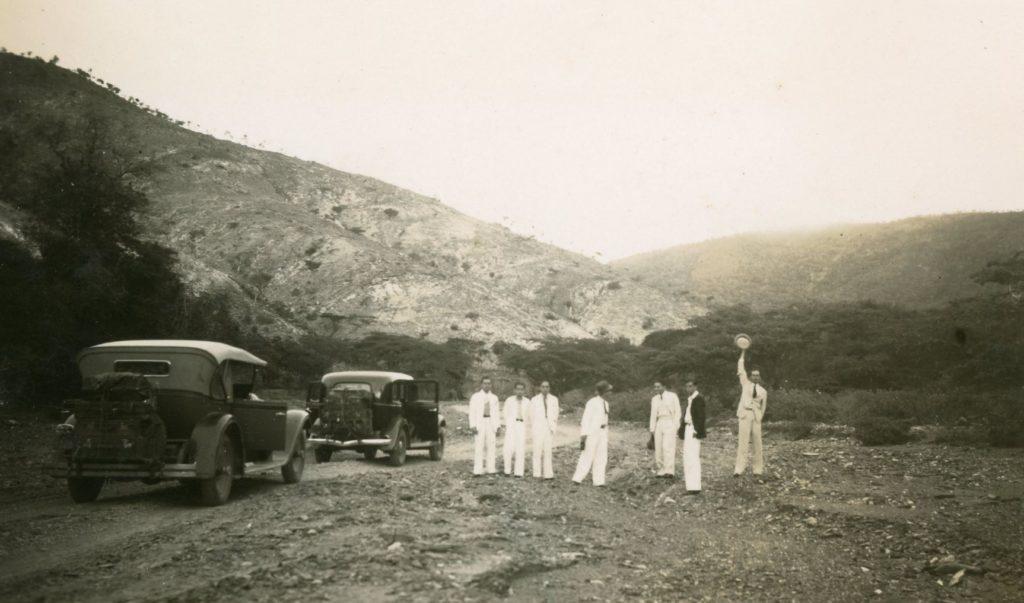 1936. Quebrada de Carora.