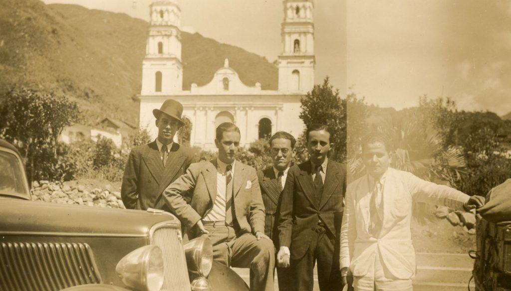 1936. Tabay, páramo merideño.