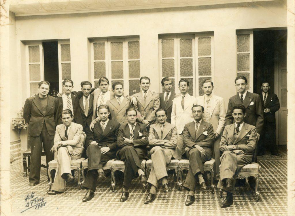 1938. Enero. Soltaron a los presos de la UNE.