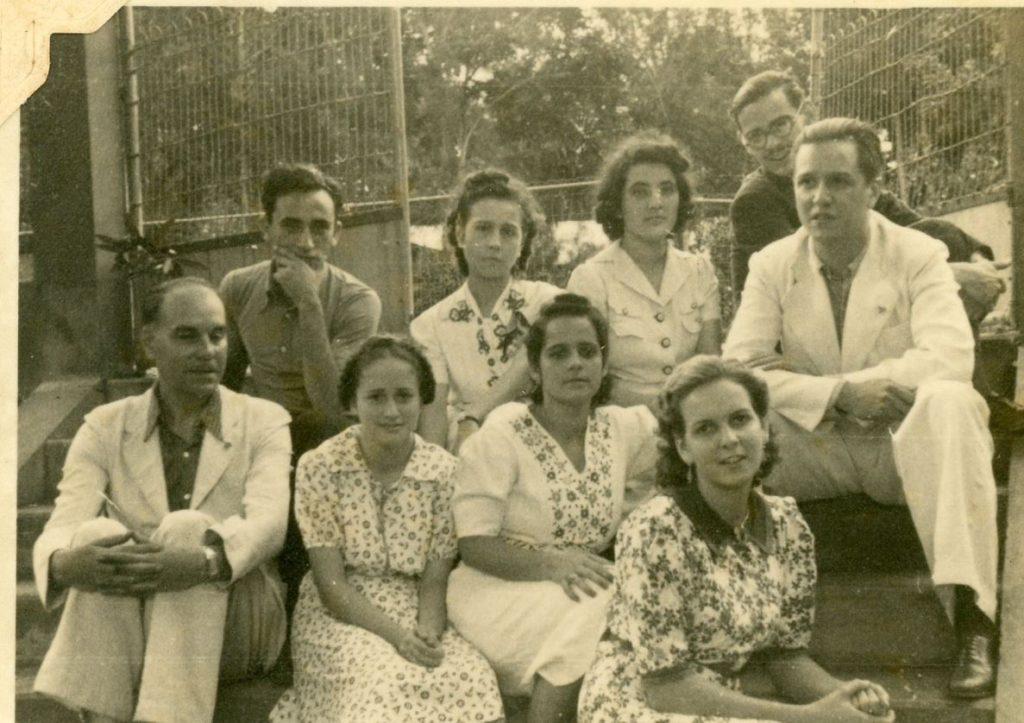 1939. Paseo a la Quinta San Antonio.