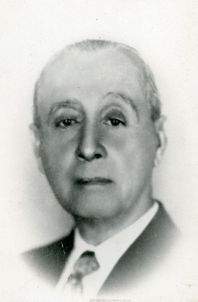 1939. Rafael Caldera Izaguirre.