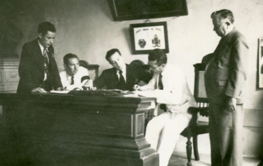 1941. Enero, 28. Yaracuy. San Felipe. Asamblea de Municipalidades, para la elección del Diputado.