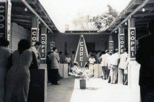 1959. Abril, 28. Inauguración casa de COPEI en Los Teques