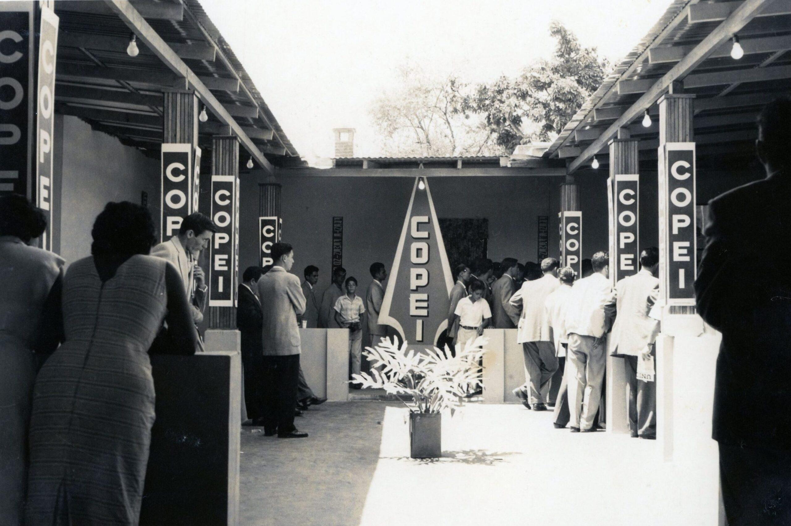 1958. Octubre, 4. Los seis años de COPEI de 1952 a 1958