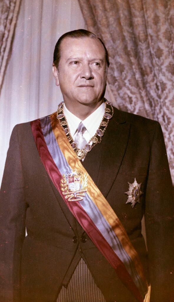 1969. Foto oficial del quinquenio 1969-1974.