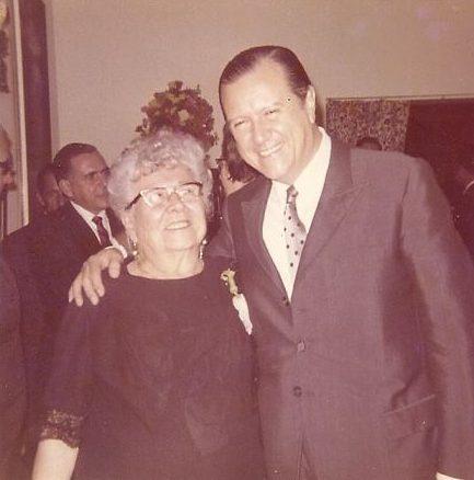 1969. Mayo, 26. 82 aniversario de María Eva de Liscano.