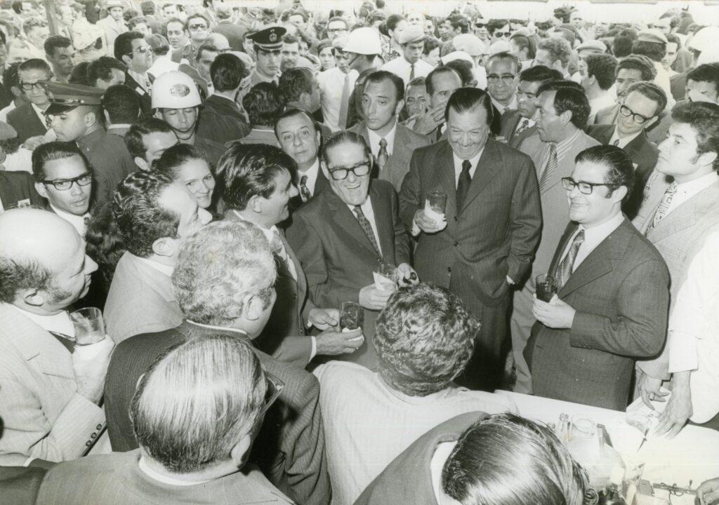 1972. Enero, 13. Aniversario del partido COPEI.