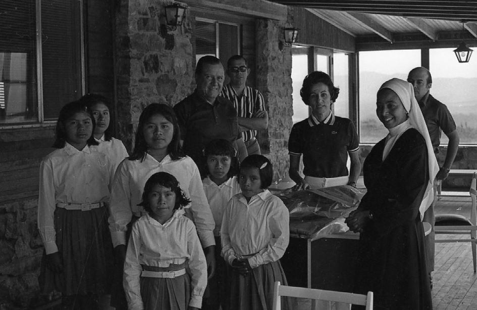 1972. Marzo, 29. Semana Santa en Kavanayén.