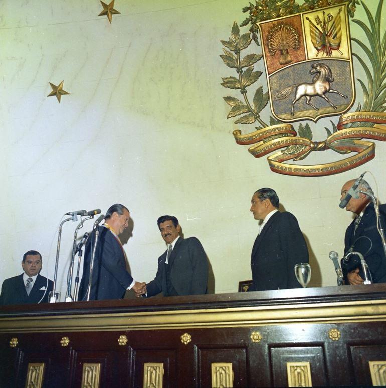1973. Marzo, 12- Cuarto Mensaje al Congreso Nacional.