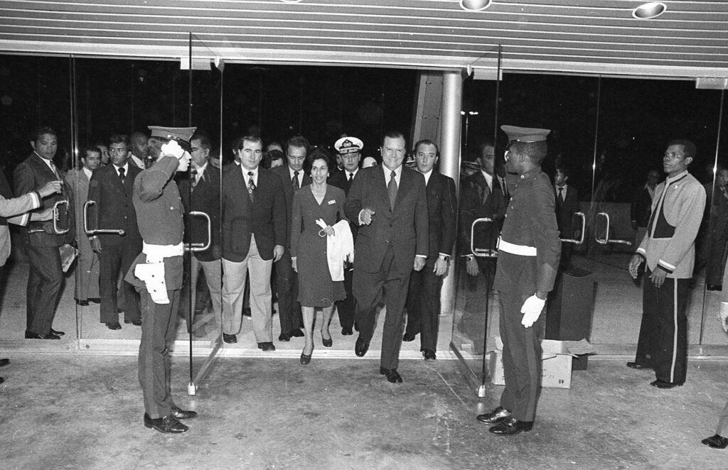 1974. Marzo, 2. Inauguración del Poliedro de Caracas.