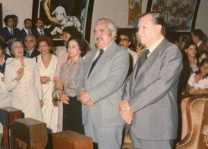 1979. Septiembre, 10. Celebración del centenario del nacimiento de Inés Ponte, Caracas.