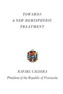 Towards a New Hemispheric Treatment (1970)