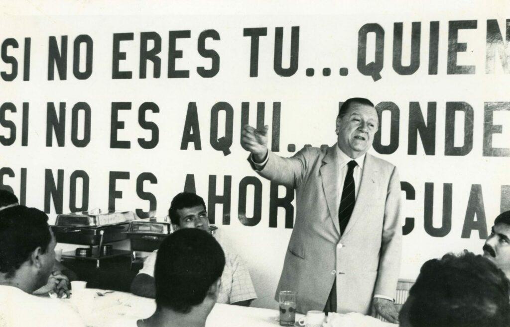 Un nuevo modelo de desarrollo para América Latina (1986)