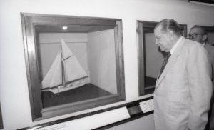 1994. Noviembre, 19. Inauguración Museo Marino de Margarita, estado Nueva Esparta.