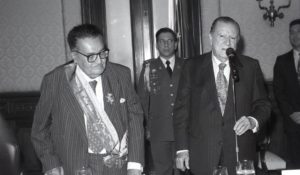 1994. Octubre, 20. Homenaje ofrecido al Luis Beltrán Guerrero.