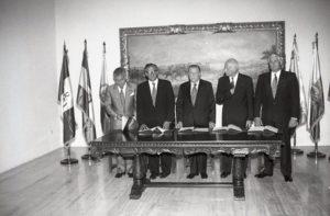 1995. Febrero, 3. Bicentenario Antonio José de Sucre, Cumaná.