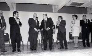 1997. Diciembre 17. Inauguración Museo Cruz-Diez en Caracas.