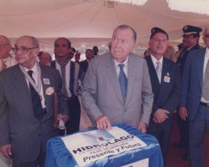 1997. Diciembre, 27. Inauguración Instituto para la Conservación del Lago de Maracaibo Nectario Andrade Labarca.