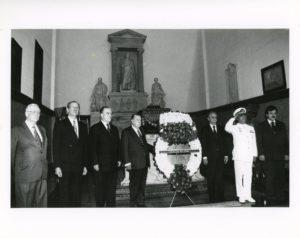 1997. Septiembre 16. Panteón Nacional de Venezuela