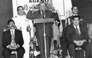 1997. Septiembre, 6. Agenda Venezuela