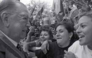 1997. Septiembre, 6. Visita a San Juan de los Morros