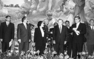 1998. Julio, 25. Reinauguración del Teatro Municipal de Caracas