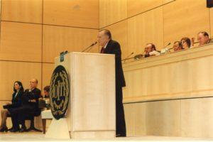 1998. Junio, 9. Discurso en la OIT, Ginebra, Suiza.