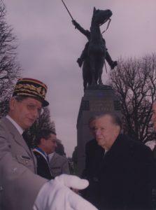 1998. Marzo, 21. Visita oficial a Francia