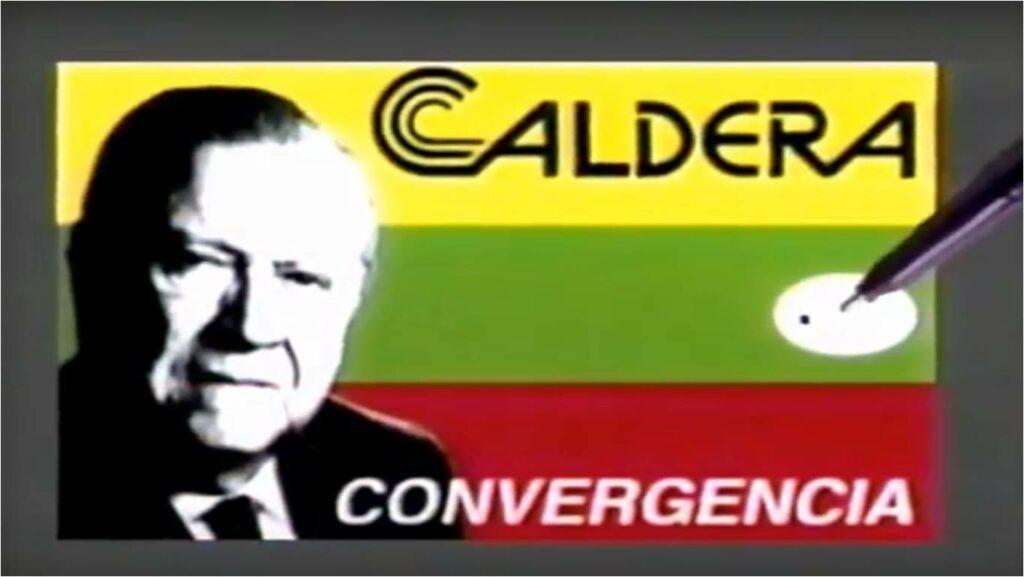 Cuñas de Rafael Caldera en la campaña electoral presidencial (1993) – Parte 2