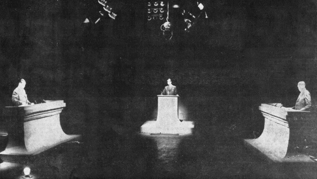El debate Caldera-Uslar Pietri (1963)